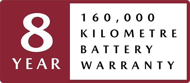 5yr unlimited KM Warranty