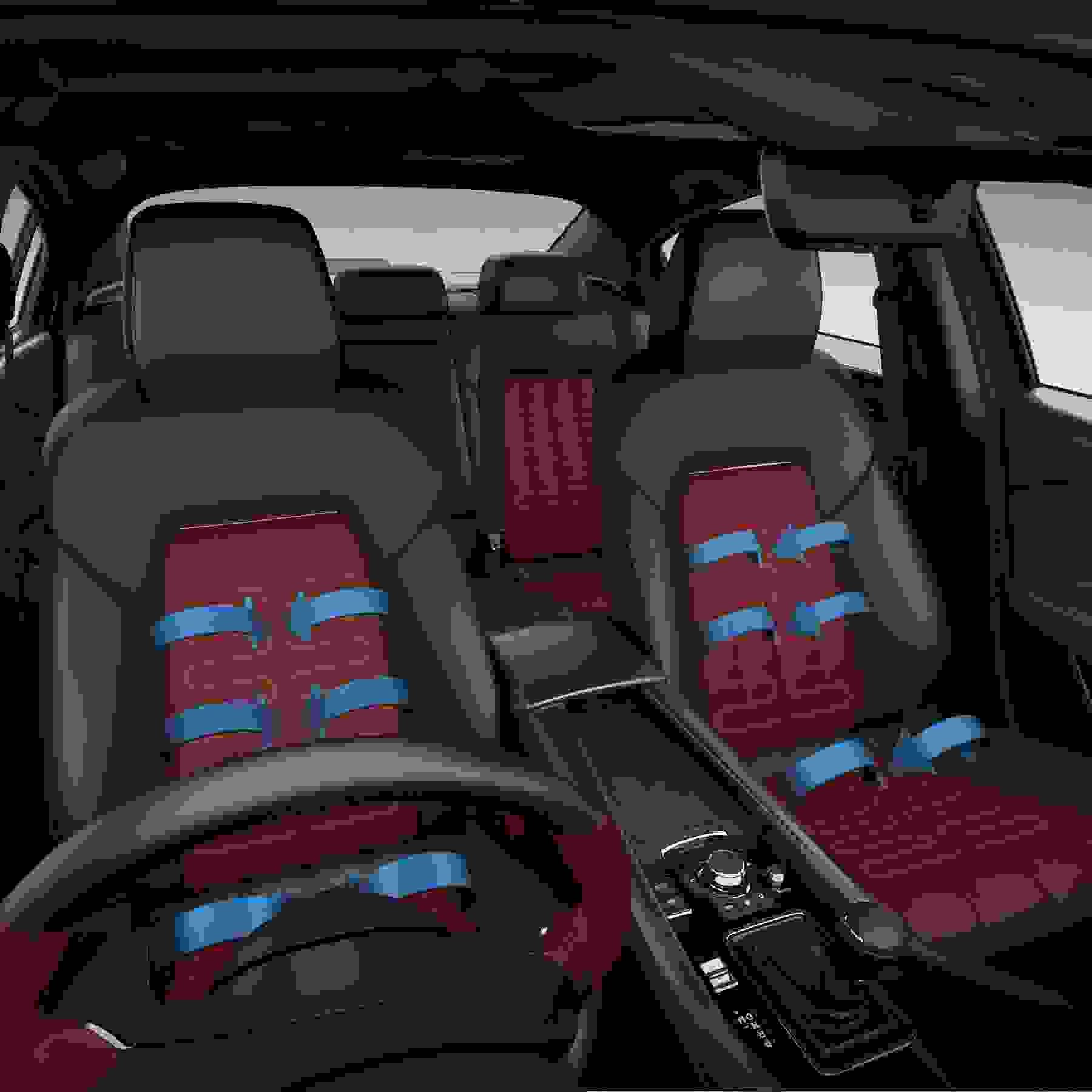 Heated and Ventilated Seats, Heated Steering Wheel